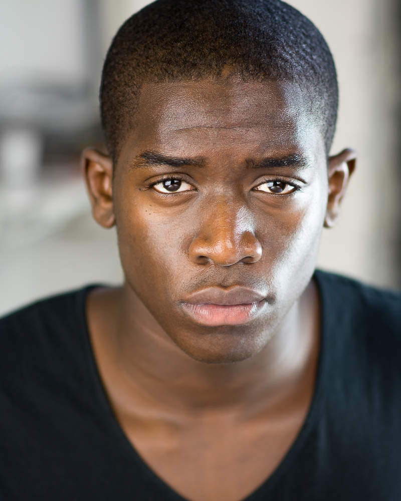 Damson Idris- The Identity Agency Group